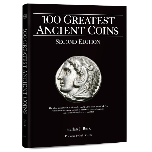 100 Greatest Ancient Coins 2nd Edition