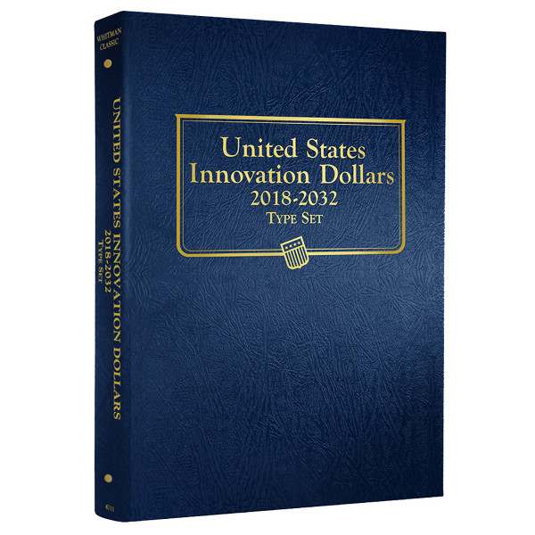 United States Innovation Dollars Album