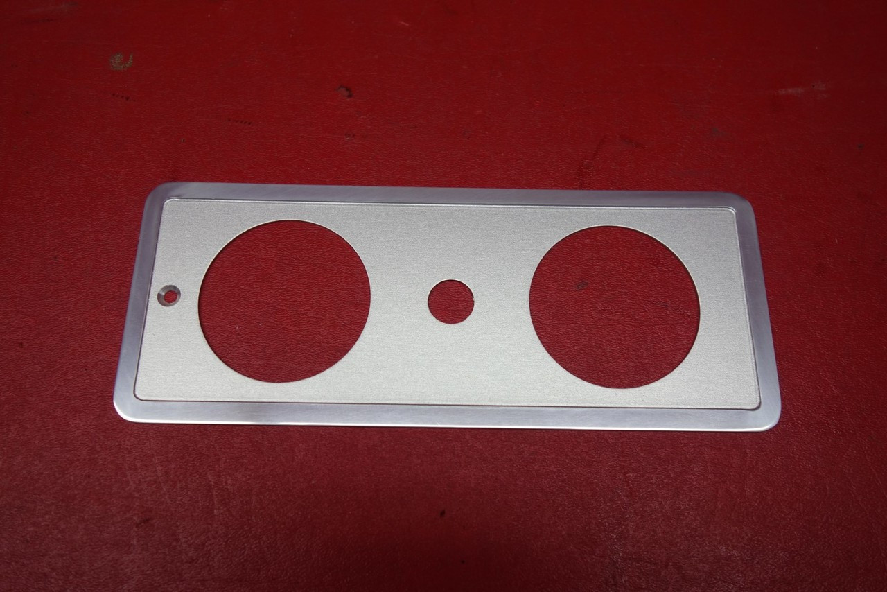 Beechcraft 33 Bonanza, 55, 58 Baron Interior Light Face Plate PN 58-530104-1