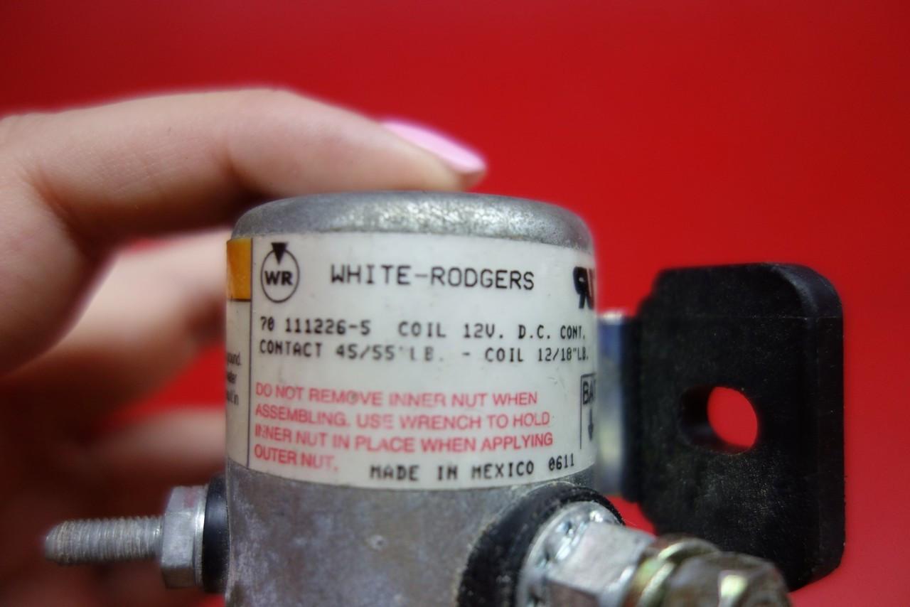 111-140D White Rodgers Relay 12V