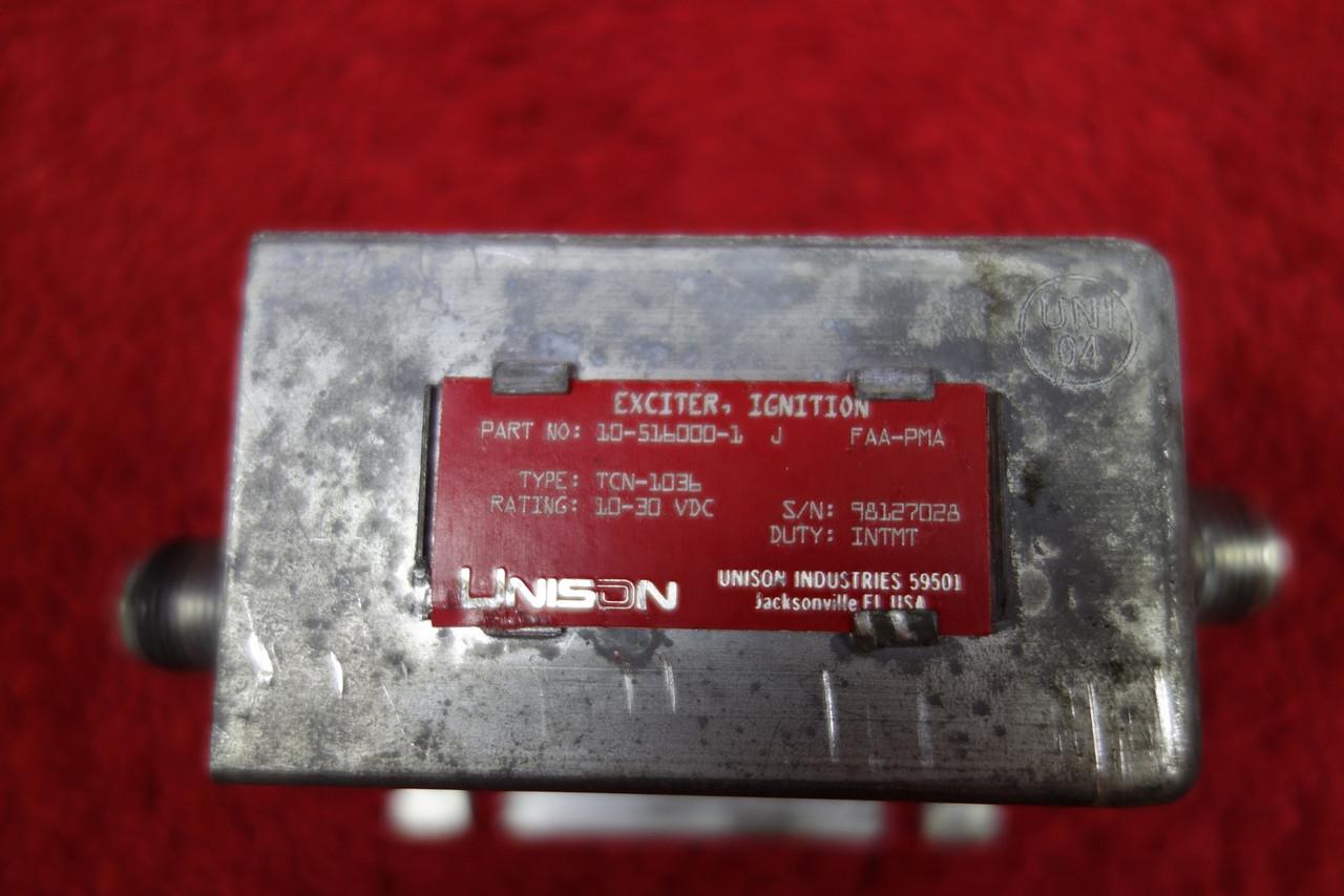 Unison TCN-1036 Ignition Exciter 10-30V PN 10-516000-1