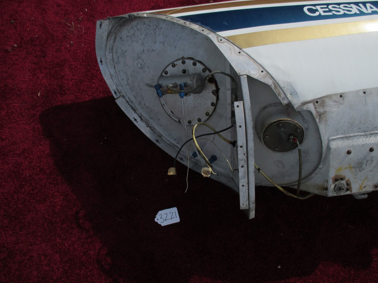 Cessna 310, 340, 401, 402, 411, 414, 421 RH Tip Tank PN 5092301-15,  5092301-1 (EMAIL OR CALL TO BUY)