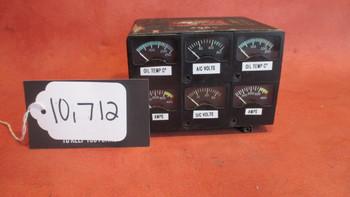 Edo-Aire 169-V Instrument Cluster PN 22-169-024-2