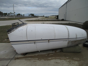 1978 Cessna 401, 402 Fuselage Nose Structure PN 5291300-1 (EMAIL OR CALL TO BUY)