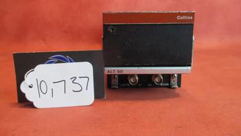 Collins ALT-50A Radio Altimeter Transceiver PN 622-3201-001