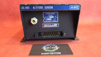 ARC AS-895 Altitude Sensor 28V PN 44400-0000