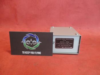 Piggio Aero Industries E105 Freon Control Unit PN 80K208208-401