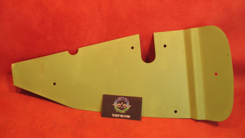 Mooney M20 RH Mud Shield PN 560016-3, 560016-003