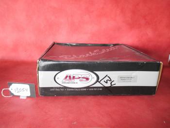 APS, BlackSteel Brake Disc PN APS164-23001