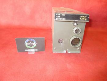 King Radio Corp KDF-800ADF Receiver PN 066-1016-01
