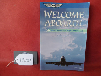 ASA Welcome Aboard, Career As A Flight Attendant  (Third Edition)