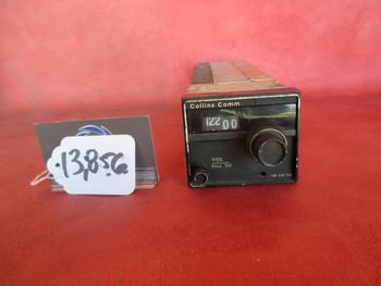 Collins  VHF-250 Comm 14V PN 622-2079-001