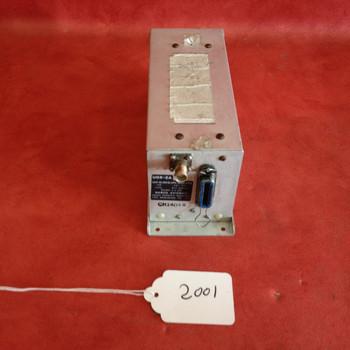 Narco UGR-2A UHF Glideslope Receiver