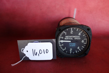 Aerosonic Corp Vertical Speed Indicator PN C661009-0101