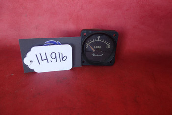 Beechcraft, Hickok Electrical Inst Load Meter PN A-1155-1, 58-380048-1