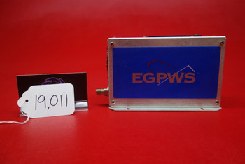 Bendix King, Honeywell KGP 860 GPS Antenna GA-EGPWS Computer 965-1199-005, 066-01197-0205