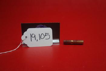 Teledyne Continental Exhaust Stud PN 531145-P003, 531145