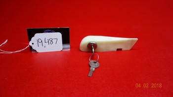 Lark Door Handle w/ Key