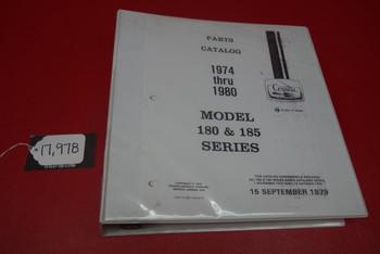 Array - cessna 421 421a parts catalog pn p501 12 p501 4 12 rpc 300 1 79      rh   flyingcolorsairparts com