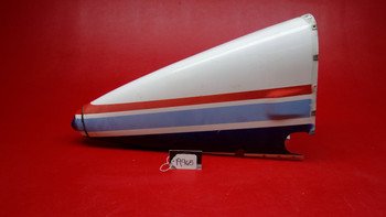 Beechcraft 95-B55 Baron Weld Tail Cone w/ Strobe Light PN 002-440033-41