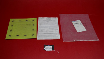 Beechcraft T-42A, 55, 58 Baron LH Door and Doubler PN 95-980001-603