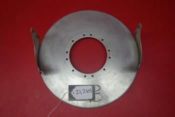 Aircraft AFT Spinner Bulkhead