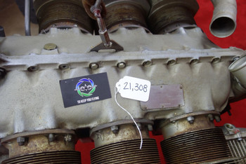 Continental Engine (CALL OR EMAIL TO BUY)