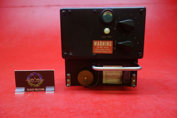 Sperry SP-50G Pitch Axis Computer Flight Control System PN 2586686-904