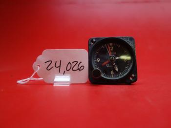 Beechcraft, Wakmann Analog Clock PN 50-380013-5