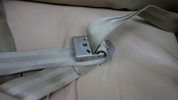 EDRA Inc. Grumman G-1159 Gulfstream 3019(D) AFT Seat W/ Seat Belt PN 303479-14 (EMAIL OR CALL TO BUY)