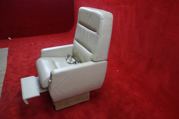 EDRA Inc. Grumman G-1159 Gulfstream 3019(D) AFT Seat w/ Seat Belt, PN 303479-13 (CALL OR EMAIL TO BUY)