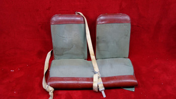 Beechcraft, Cessna, Piper Bench Seat (EMAIL OR CALL TO BUY)
