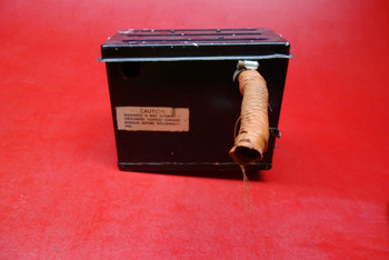 Beechcraft V35B Battery Box w/ Lid PN 35-410462-5