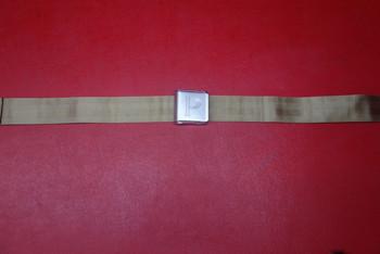 Aircraft Belts Inc Seat Belt (Tan) PN 526800162817
