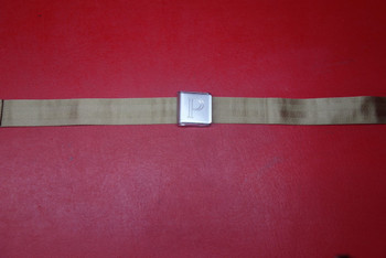 Aircraft Belts Inc Seat Belt (Tan) PN 526800162817
