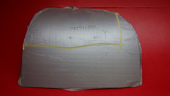 Piper PA-32, PA-34 RH Windshield PN LP-928, 78271-06, 78271-006 (CALL OR EMAIL TO BUY)
