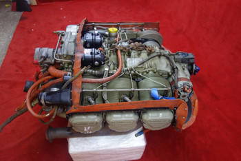 Continental TSIO-520-B LH Engine (CALL OR EMAIL TO BUY)