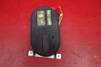 B&D Instruments Annunciator Panel Digital Clock PN 1201-003