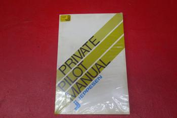 Jeppesen FAA Private Pilot Study Guide PN JS312404-008 - FCA