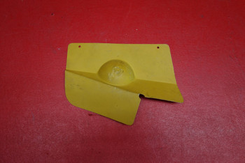 Piper PA-23 LH Wing Root Rear Fairing PN 18128-00, 18128-000
