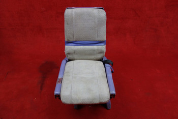 Custom Products Co 1210-501 FWD/AFT Seat w/ Lap Belt (CALL OR EMAIL TO BUY)