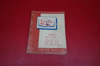 Cessna 310L Service Manual PN D456-13