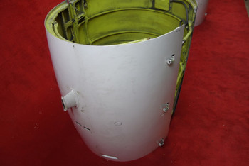 Grumman Aerospace Corp Cowling PN FIOA-5-B10204-45, FIOA-5-B10204-31(EMAIL OR CALL TO BUY)