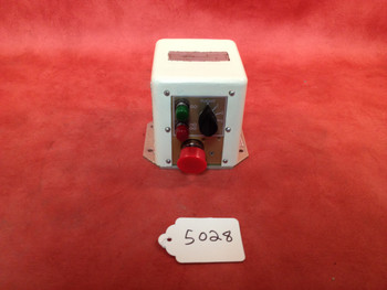 35 Degree F Controller, PN 607510-3