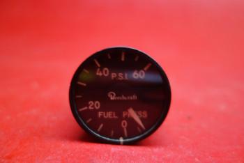 Thomas A. Edison Industries Fuel Pressure Indicator PN 217A-65K-D2