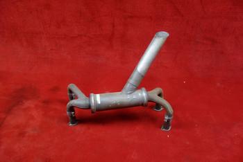 Grumman AA-5A Muffler Exhaust PN 5504003-501