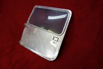 Cessna 150 LH Pilot Cabin Door PN 0413033-207, 0417008-207 (EMAIL OR CALL TO BUY)