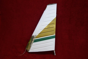 Piper PA-28 Vertical Fin PN 66975-03, 66975-003, 66975-900 (EMAIL OR CALL TO BUY)