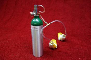 Aerox Aviation Oxygen Systems,  Inc.  Emergency  Oxygen  System  PN 4110-025-AAR