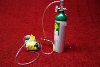 Aerox Aviation Oxygen Systems, Inc Emergency  Oxygen System PN 4110-025-AAR-1H